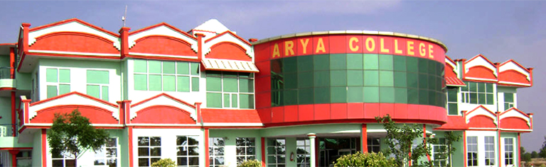 Welcome to Arya College of Education